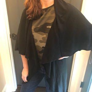 Cejon shawl/ poncho / sweater.  OSFM